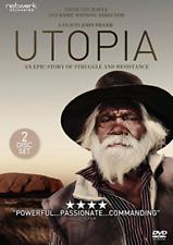 Utopia - John Pilger DVD Region 2