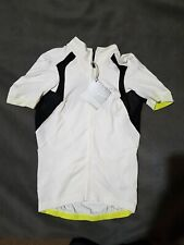 Craft Elite Men's XS White Cycling Jersey