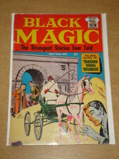 BLACK MAGIC VOL 7 #3 G+ (2.5) CRESTWOOD PRIZE COMICS AUGUST 1960
