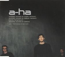 a-ha ‎Maxi CD Summer Moved On - Europe (M/M)