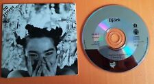 BJORK BIG TIME SENSUALITY RARE FRENCH CDS IN CARD PS