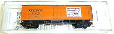 National packing Company 40 STEEL Ice Micro Trains 059 00 162 N 1:160 emb.orig