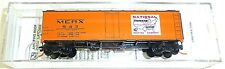National Packing Company 40 Steel Ice Micro Trains 059 00 162 N 1:160 OVP HS3 Å