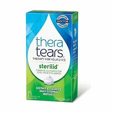 4 Pack - TheraTears SteriLid Eyelid Cleanser 1.62oz Each