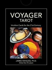 Voyager Tarot: Intuition Cards for the 21st Century by James Wanless | Cards Boo