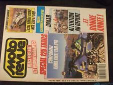 ** Moto Revue n°2828 Poster Calendrier Michelin 88 / Dakar / Spécial 125 Trails