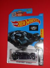HOT WHEELS BATMAN 3/5 THE DARK KNIGHT BATMOBILE 228/250 SHIPS FREE!