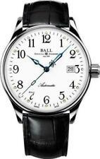BALL Trainmaster 135 NM3288DLLJWH Wrist Watch for Men