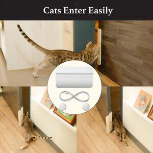 Automatic Pet Door Opener Rope Stretched Dog Cat Open Door Safe Pet Supplies