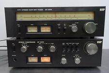 vintage hifi stereo amp + tuner - Amplifier ISP SU 5000 + Tuner ST 5000 ~1970er