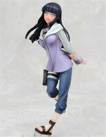 Naruto Hinata Hyuga Complete PVC FigureModel New in Box 8''