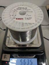 Sandvik Nichrome 80 (Nikrothal) 22g Wire Spool 5.635lb