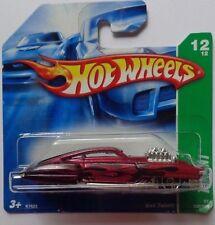 2007 Hot Wheels T-Hunt Evil Twin 12/12 (Short Card)