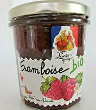 Lucien Georgelin Himbeere Bio zu 100% aus Früchten Konfitüre 320 g