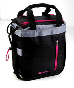Insulated lunch bag cooler Tote 12 can Adjustable straps insulated PEVA Lining