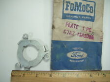 1968 Ford XL Boss Mustang Fairlane Falcon Plate - Horn Button - Ring Index - NOS