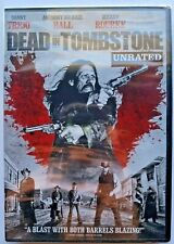 Dead in Tombstone ~ 2013 DVD ALL NEW!! {Unrated & Widescreen}