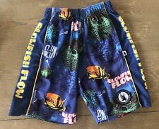 Flow Society X Small Youth Lacrosse Blow Flow Boys Shorts Xs