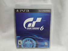 NEW (w/ Wear) Gran Turismo 6 Playstation 3 Game SEALED PS3 grand racing US NTSC