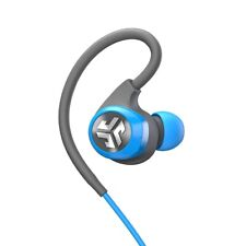 INCOMPLETE JLab Epic 2 - Wireless Bluetooth Sports Earbuds - Blue Gray
