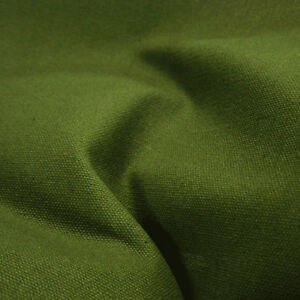 OLIVE Cotton Canvas Fabric Waterproof 12oz 180cm wide! Heavy Duty Outdoor tents
