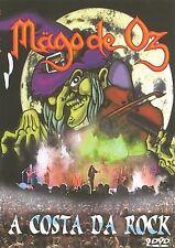 Mago de Oz: A Costa da Rock DVD