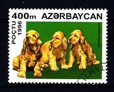 AZERBAIJAN - AZERBAIGIAN - 1996 - Fauna. Cani