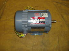 Dayton Industrial Electric Motor 1/2hp 3ph 230/460