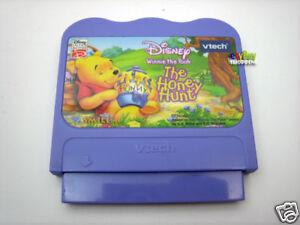 Vtech V.SMILE Vsmile Winnie The Pooh Game Used