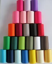 """1.5"""" Grosgrain Ribbon~Solids colors~Lot of 25 yards~one yard of each color"""