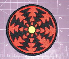 Southwest American Indian Motif  Embroidered Patch #2