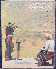 Vintage Magazine American Rifleman, JULY 1973 !!! REMINGTON Model 33 RIFLE !!!