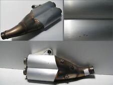 Auspuffendtopf Auspuff-Endtopf Schalldämpfer Ducati Monster 1100 Evo, 11-13