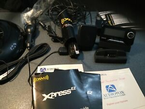 Audiovox  XM Satellite Radio Receiver and Car Kit Xpress EZ  user guide booklets