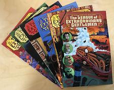 The League of Extraordinary Gentlemen Vol. 2 #1-6 Complete Set (2002) Alan Moore