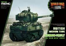 Meng Model Misc British Tank Sherman-Firefly 'World War Toons' #WWT008 #008
