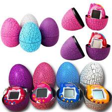 Retro Dinosaur egg Tumbler Virtual Cyber Digital Pets Electronic Digital E-pet