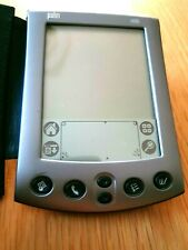 Palm m500 PDA Organiser with Protective leather cover and Stylus