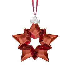Swarovski 2019 Holiday Red Annual Edition Large Christmas Ornament 5476021