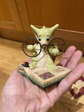 Whimsical World Of Pocket Dragons The Scholar Figure 1997 Real Musgrave