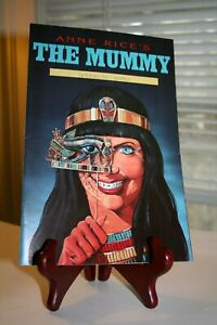 Anne Rice's The Mummy or Ramses the Damned Book 7 Millennium Graphic Novel