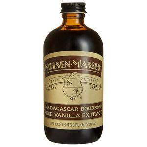 Nielsen-Massey 8 oz Vanilla Extract (select type below)
