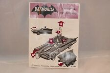 Corgi Toys 267 original Batmobile operated instructions near mint very rare