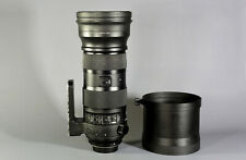 Zoom Sigma SPORTS 150-600 mm F5-6.3 DG OS HSM monture CANON objectif photo