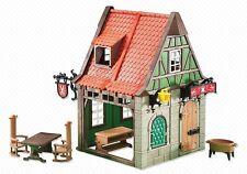 PLAYMOBIL 6463 Knights Tienda Medieval, Caballeros, History, Casa, House NEW
