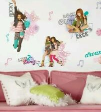 26 Roommates Rmk1684Scs Shake It Up Peel And Stick Wall Decals Disney Rocky CeCe