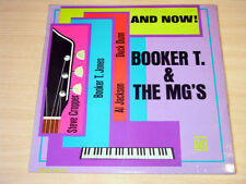 Booker T & The MG's/And Now!/1966 Stax Mono LP