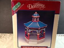 Vintage 1993 Christmas Gazebo Village Piece Lemax New In Box