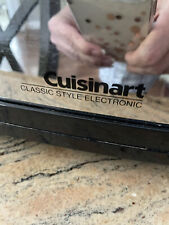 Cuisinart 2 Wide Slot Toaster