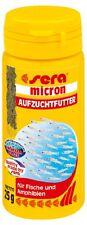 Sera micron - Aufzuchtfutter für Jungfische (1 x 50 ml)
